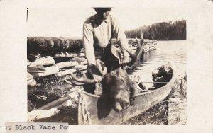 RP: MOOSE HUNT , Ontario , Canada , 1900-10s