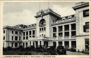 PC CPA MOZAMBIQUE / PORTUGAL, THE POLANA HOTEL, VINTAGE POSTCARD (b13399)