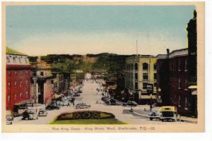 Rue King Ouest , SHERBROOKE , Quebec , Canada , 30-40s