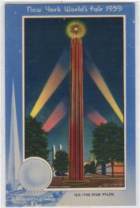 1939 NY Worlds Fair, Star Pylon