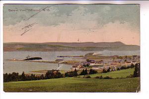 General View Dalhousie, New Brunswick, WG MacFarlane, Musquodoboit Harbour, N...