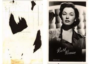 CPA Ruth Roman FILM STAR (594118)