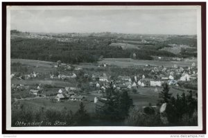 dc454 - AUSTRIA Ottendorf 1940s Steiermark. Real Photo Postcard by E.Pauk