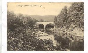 Pitlochry,  Scotland in Perthshire , PU-1911 : Bridge of Clunie