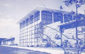 Oral Roberts University, Administration Building, Tulsa, Oklahoma,   40-60s