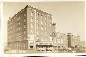 GOVERNOR HOTEL, OLYMPIA WASHINGTON, 1947