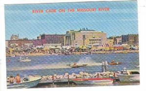 River Cade on the Missouri River, Sioux City, Iowa, 40-60s