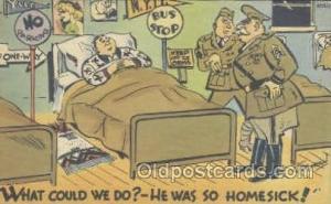 Military Comic Postcard Postcards