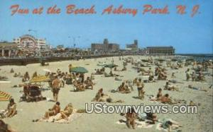 Beach Asbury Park NJ Unused