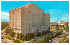 The Hotel Saskatchewan, Regina, Saskatchewan,  Canada,  40-60s