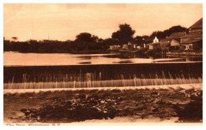 New York   Plattsburg , The Dam