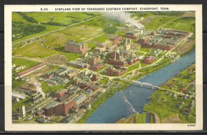 Tennessee, Kingsport - Aerial View Of Eastman Company - [TN-043]