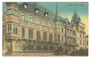 Palais grand-ducal, Luxembourg, PU-00-10s