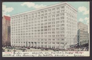 Marshall Field Building,Chicago,IL Postcard