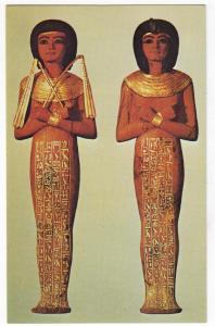 Ushabties of King Tutankhamen