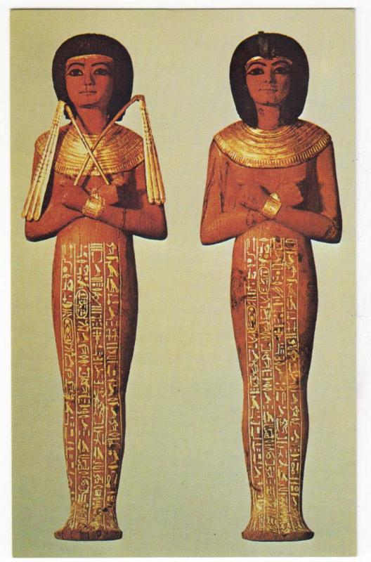 Ushabties of King Tutankhamen