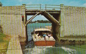 Bermuda Somerset World's Smallest Drawbridge