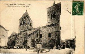 CPA Saint-Rambert-sur-Loire - L'Eglise FRANCE (915871)