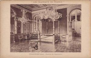 Compiegne (oise).-Chambre de l'Imperatrice , Les Chateaux de France, 00-10s