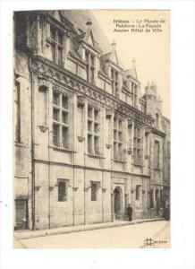 Ancien Hotel De Ville, Orleans (Loiret), France, 1900-1910s