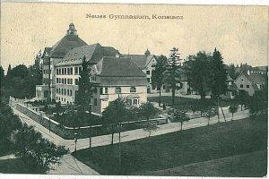 Ansichtskarten Schweiz VINTAGE POSTCARD: SWITZERLAND - KONSTANZ 1911