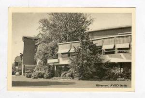 Hilversum, Netherlands PU-1957, AVRO-Studio
