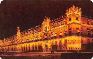 Mexico D.F., El Palacio Nacional, Vista de Noche, night, Palace