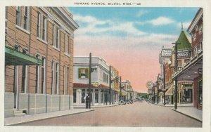 BILOXI , Mississippi, 1910s ; Howard Avenue