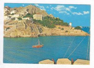 HYDRA, Sailboat, Oceanside Homes, Greece, 40-60s