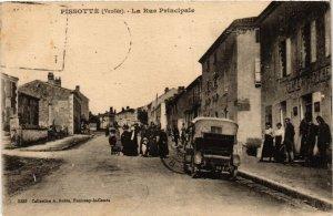 CPA PISSOTTE La Rue Principale (869025)