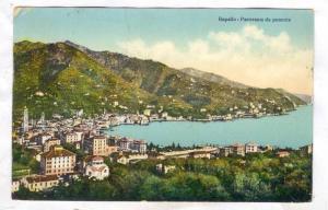 Panorama Da Ponente, Rapallo (Genoa), Liguria, Italy, 1900-1910s