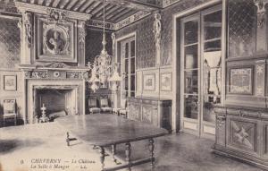 Interior, La Salle A Manger, Le Chateau, CHEVERNY (Loir Et Cher), France, 190...