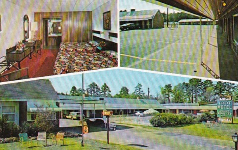 North Carolina Smithfield Trot Motel Intown U S 301 North