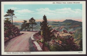 Wildcat Point,Lookout Mountain,Denver Mountain Parks,CO