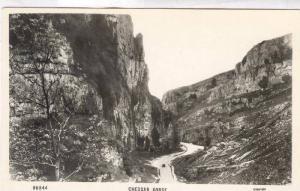 RP, Cheddar Gorge, Somerset, England, UK, 1920-1940s