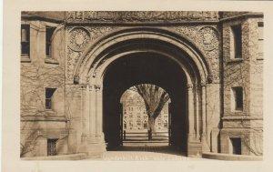 RP: NEW HAVEN , CT , 1910s ; YALE ; #3 ; Vanderbilt Arch