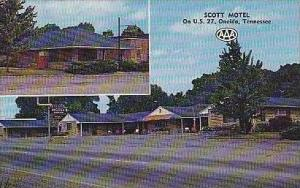 Tennessee Oneida Scott Motel and Resturant