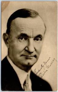 1920s BLATZ GUM Wisc. Trading Card Advertising Ephemera CHARLIE MURRAY Actor
