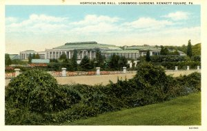PA - Kennett Square. Longwood Gardens, Horticulture Hall