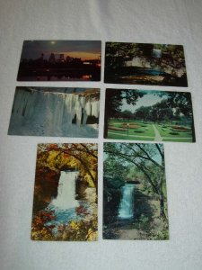 Minneapolis MN - Lot Of 6 Great Vintage Postcards - x0515