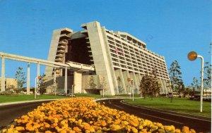 FL - Walt Disney World. Contemporary Resort