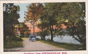 Wisconsin Greetings From Stetsonville