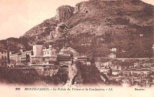 Le Palais du Prince et la Condamine Monte Carlo Unused
