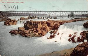 Idaho, American Falls, Bridge 1908