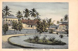 German East Africa Deutsch-Ostafrika Tanzania Tanga Palm Trees