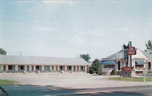 OTTAWA , Ontario , Canada , 1950-60s; White House Motel
