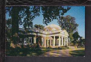 Monticello,Charlottesville,VA Postcard BIN