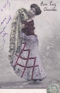 Ballet Dance Senora Luz Chavita 1905