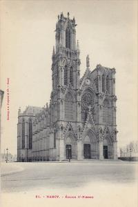 Eglise S'-Pierre, NANCY (Meurthe et Moselle), France, 1900-1910s
