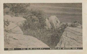 RP: WEEPING WATER , Nebraska , 1910 ; The W.W. Valley